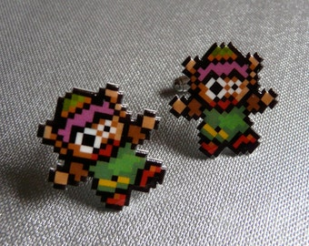 falling - a link to the past cuffLINKS