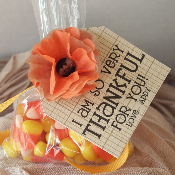 Thanksgiving Halloween Party Favor Table By Myknapsackdreams