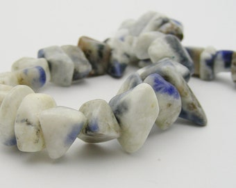 Sodalite (Natural) Large Chip Beads-R