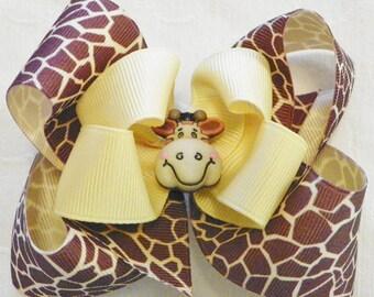 Giraffe Boutique Bow