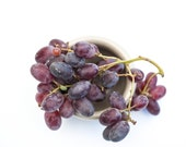 Food photography  Grapes II // photography   wine  dark red   cluster  vinum