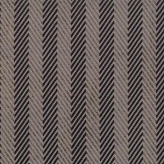 Little Back Dress - Basic Grey - By Moda - Vibrant Stripe - One Yard - 9.85