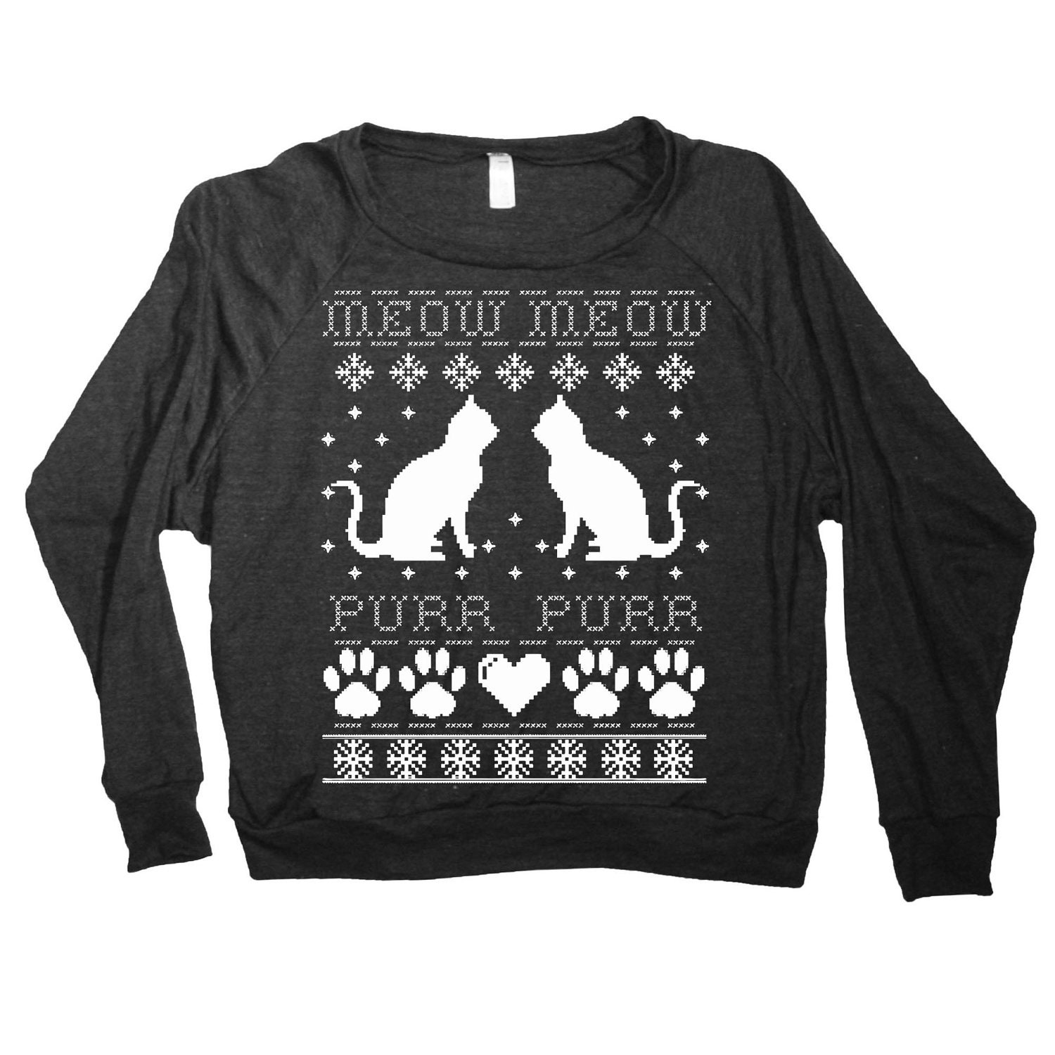 Funny christmas sweaters women