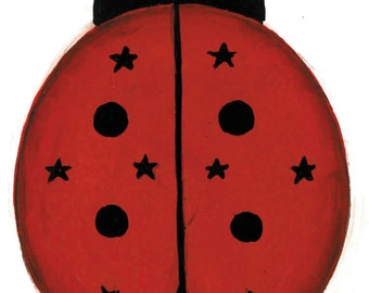 Popular items for Ladybug Ornament on Etsy