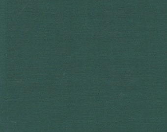Green Cotton Palencia Fabiec, Sold By The Yard.