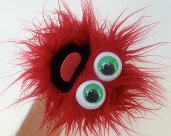 mini gumball monster - hairy cherry