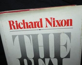 1980 Richard Nixon the Real War Book