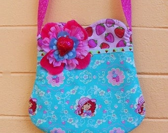 Strawberry Shortcake Purse--Last One