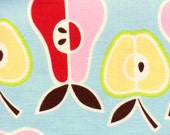 Fabric Apples and Pears  Alexander Henry half Yard