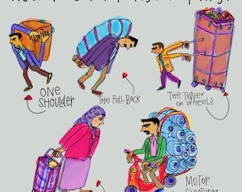 From Turkey: How to Carry Things in Turkish