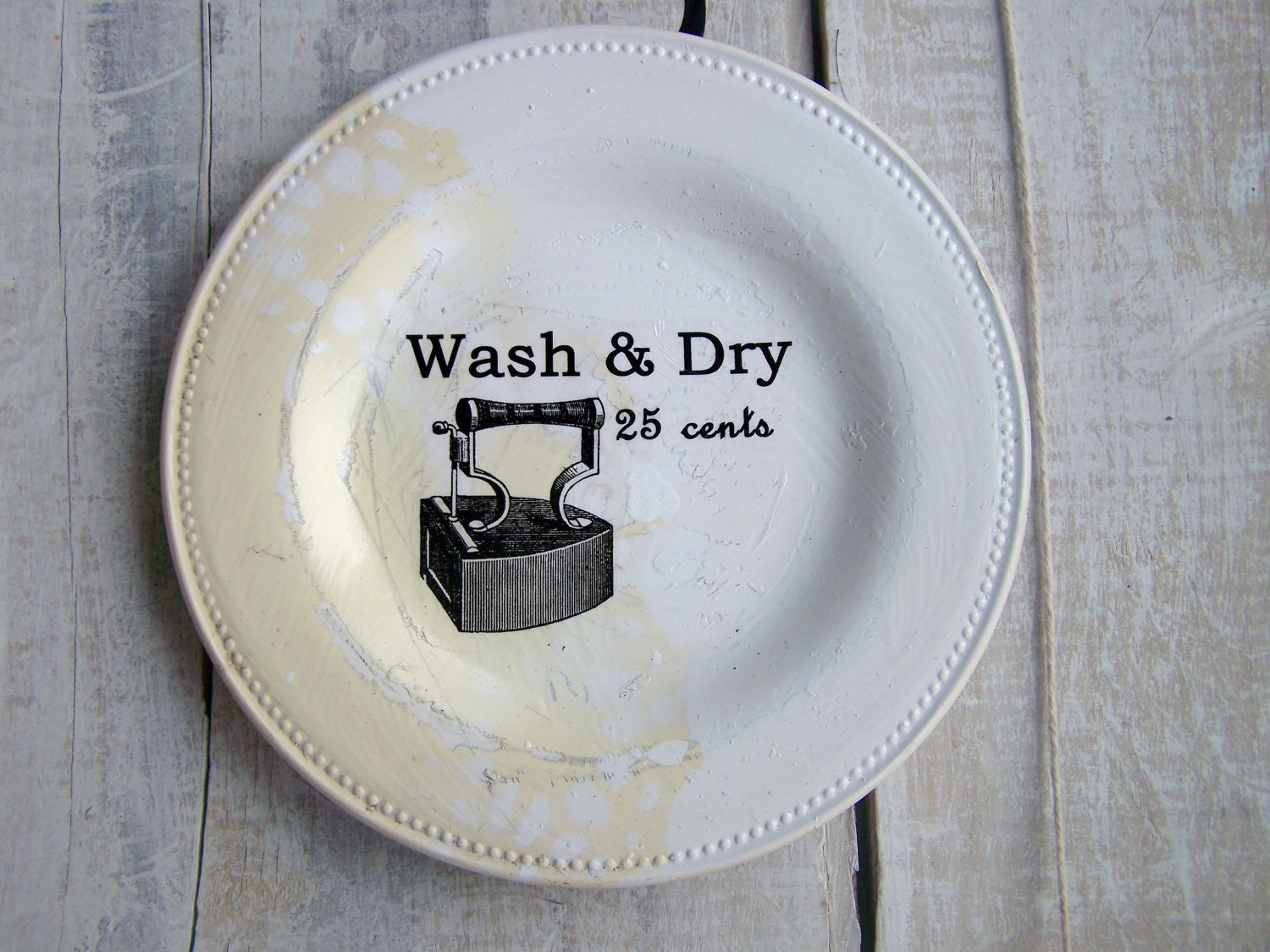 Laundry Room Decor Vintage Laundry Sign Wash Sign