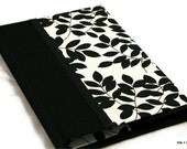 Kindle, Kindle Touch, Kindle Fire, Nook Book Style Hardcover Case - Fabric Bound - Available to fit all e-Readers - Personalized