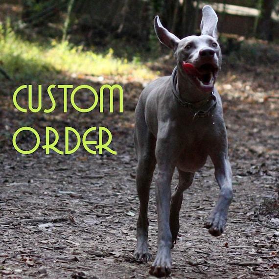 Custom Order for groisen
