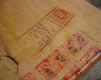 Stamps (a notebook)