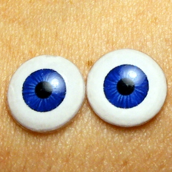 Doll Eyes 4mm AD color Cobalt