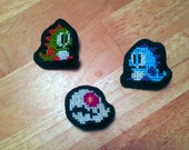 bubble bobble pin set for amandinerobilalrd