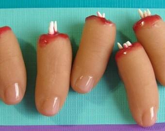 Severed Finger PUSH PINS