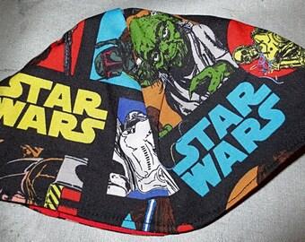 Star Wars original movies kippah Characters yarmulke Yoda Hans Darth Luke Princess droids