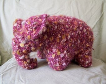 Cutie-Floof Elephant Stuffed Toy