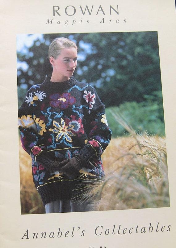 Rowan Knitting Books : Rowan knitting sweater pattern book