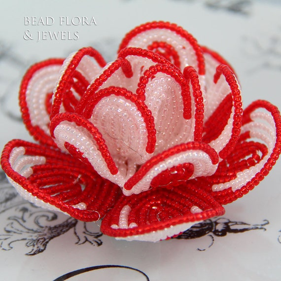 https://www.etsy.com/listing/90120194/french-beaded-flower-royal-french-red