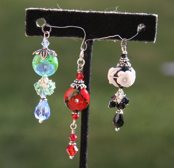 RESERVE Listing for three Pendants for my Etsy Friend Joanne