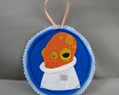 Star Wars Admiral Ackbar Christmas Tree Ornament stocking Stuffer Geschenk ist es eine Falle