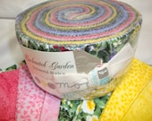 Enchanted Garden  jelly roll-REDUCED