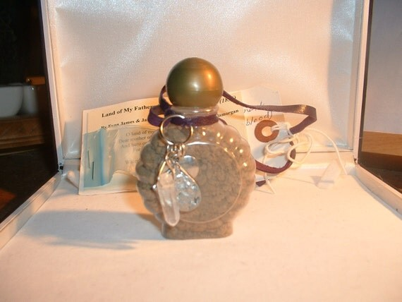 Hen Wlad Fy Nhadan Celtic Protection Amulet