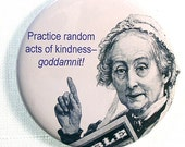 Funny Fridge Magnet, Random Acts Kindness Funny Fridge Magnet