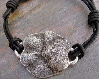 Dog Paw Bracelet Cat Paw Bracelet  Jewelry Personalized Sterling Silver