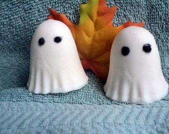 Halloween Soap - Mini Ghost Soap Set