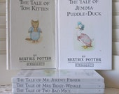 Peter Rabbit Tales by Beatrix Potter - Books 3-9 Free Domestic Shipping