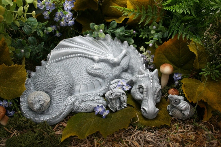 Delightful Bold Impression At Dragon Garden Statues Las Vegas