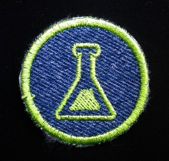 Ironon Patch Merit Badge – Chemistry Merit Badge Worksheet