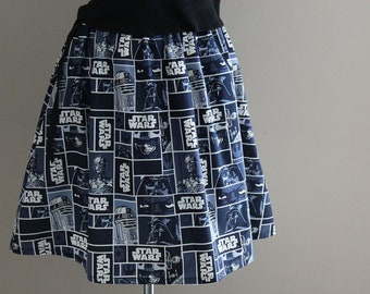 Womens Skirts, Geekery, Geek Clothing, Novelty Skirts, Star Wars Novelty Skirt