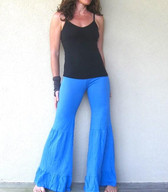 ON SALE - Sky Blue Daydream Gypsy Pants