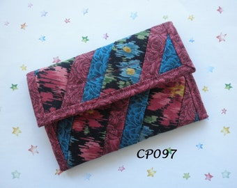 Quilted Coin Purse (CP097)