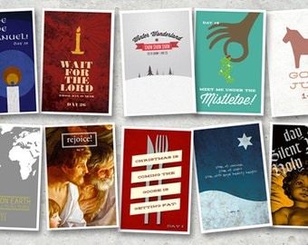 Advent Calendar - Wait for the Lord: A Meaningful Advent Calendar