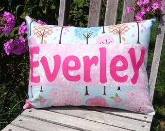 Pretty Things Personalized Pillow