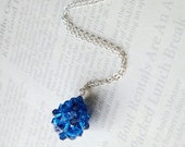 Swarovski Crystal TEARDROP Necklace FOR CHORDOMA charity