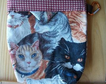 cat snap bag