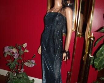 Vintage  Dress Flapper  Evening Tea Party   Size 10