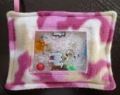 I Spy Bag - Pink Camoflauge