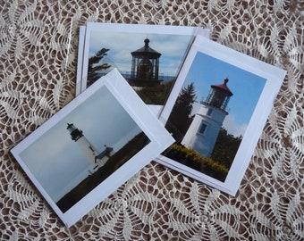 Oregon Lighthouse Note Cards