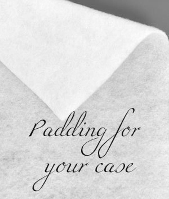 Padding for Ereader Sleeves and Tablet Sleeves