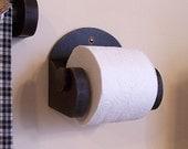 Primitive Bathroom Toilet Paper Holder by Sawdusty / Simple Farmhouse Charm / Color Choice