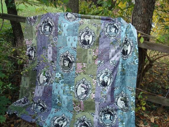 Custom Fabric order for Farrellstyle, Nightshade