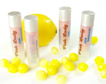 Pink Lady - pink lemonade - Shea Lip Butter