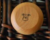 Wooden Yo-Yo  - Dog